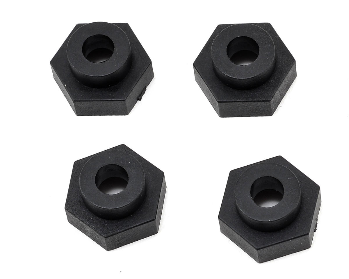 Kyosho Wheel Adapter (4)