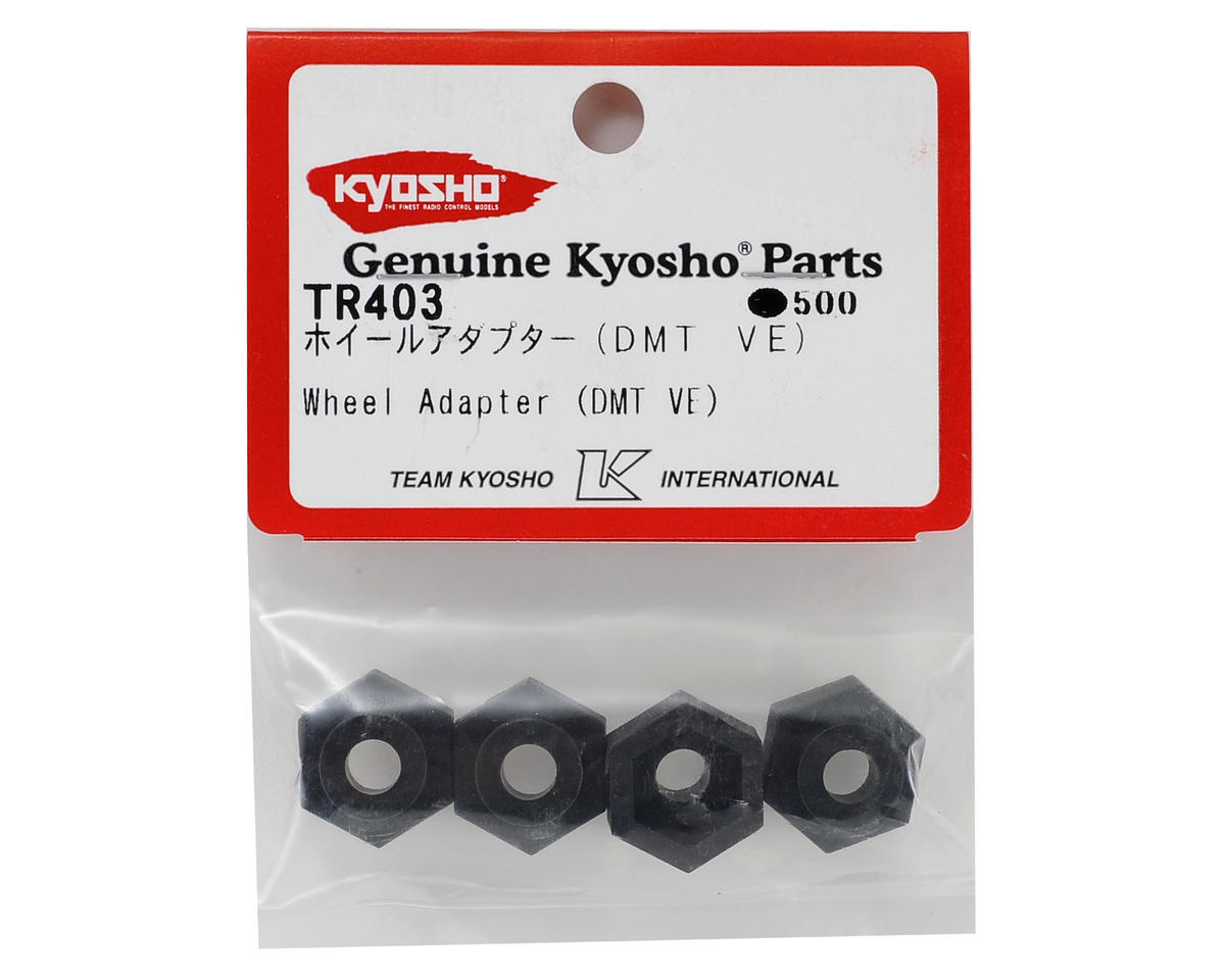 Kyosho Wheel Adapter (4)