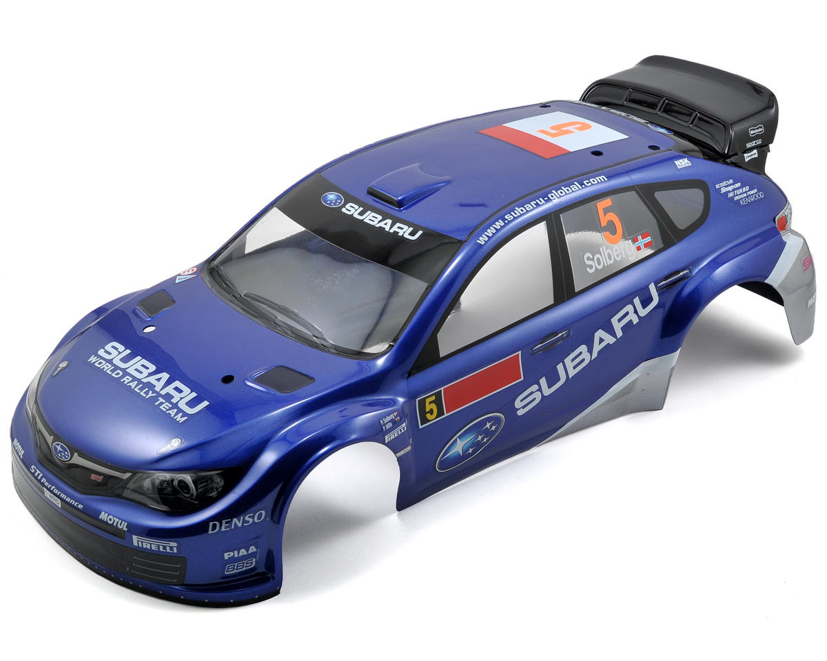 Kyosho DRX Impreza WRC Completed Body Set