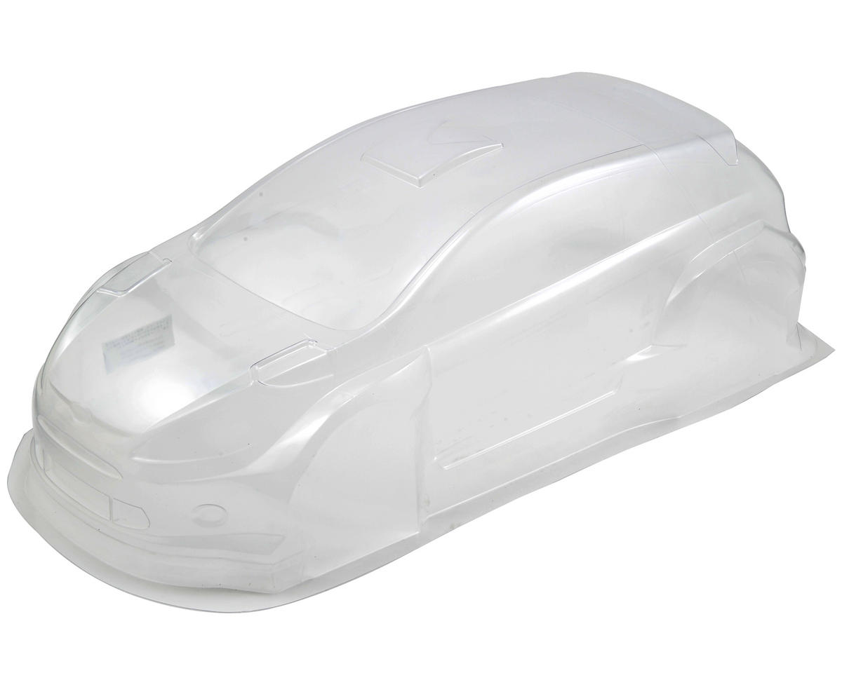Kyosho Ford Fiesta Body Set (Clear)