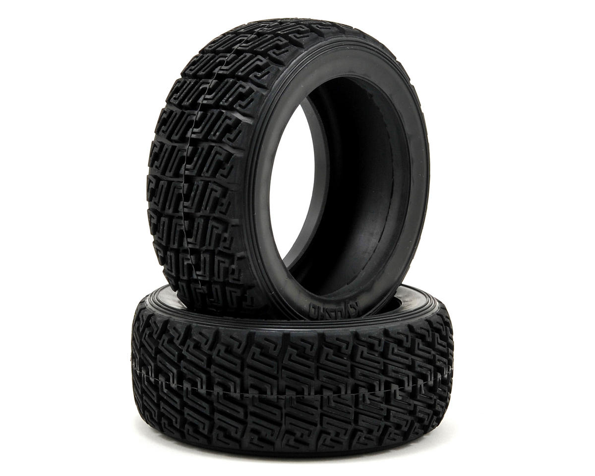 Kyosho High Grip Rally Tire (X-1 Compound) (2)