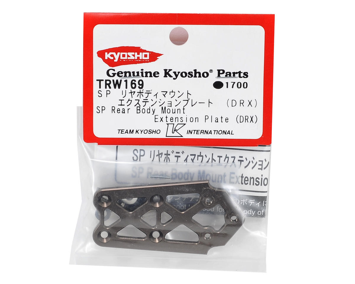 Kyosho SP Rear Body Mount Extension Plate