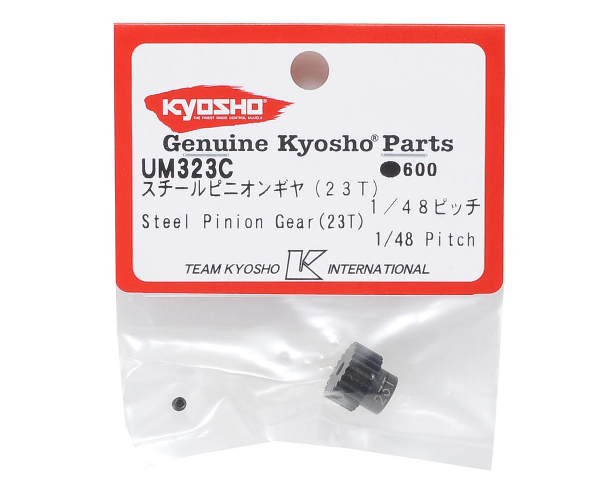 Kyosho Steel 48P Pinion Gear (3.17mm Bore) (23T)