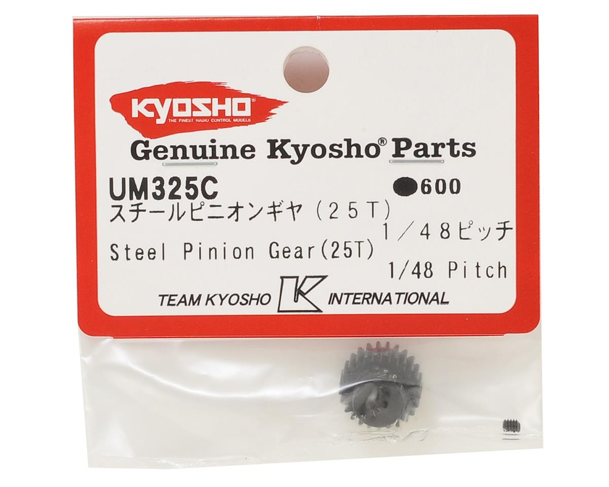 Kyosho Steel 48P Pinion Gear (3.17mm Bore) (25T)