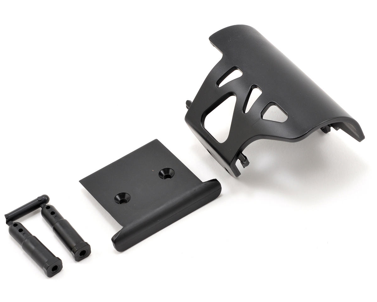 "Kyosho ""Type-C"" Extended Bumper Set (RB5 WC)"