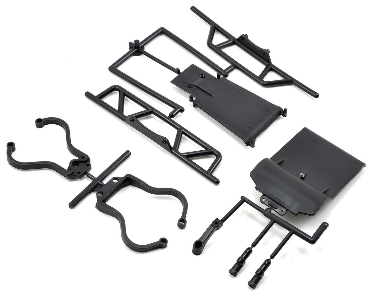 Bumper & Support Set by Kyosho