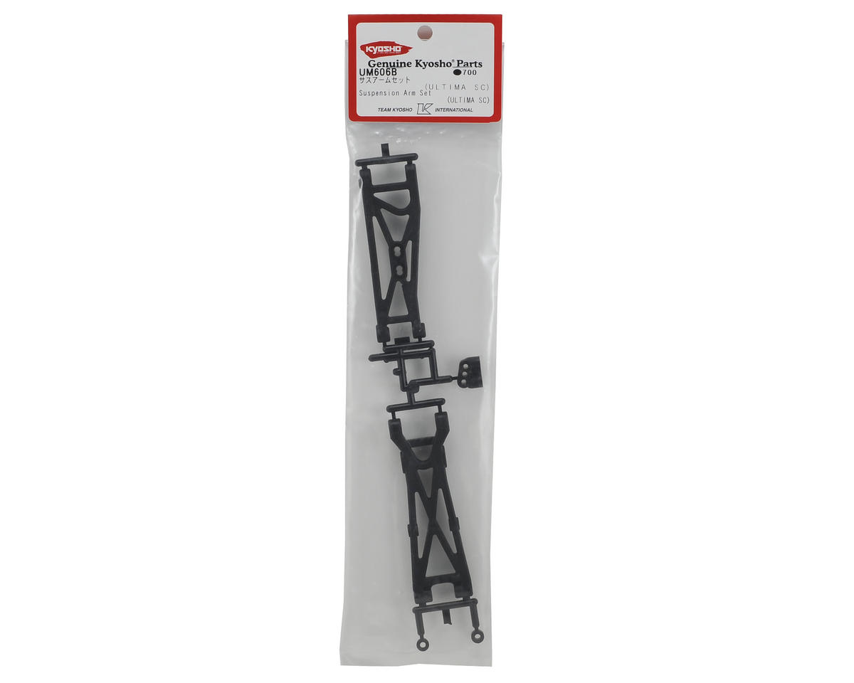 Front & Rear Suspension Arm Set by Kyosho