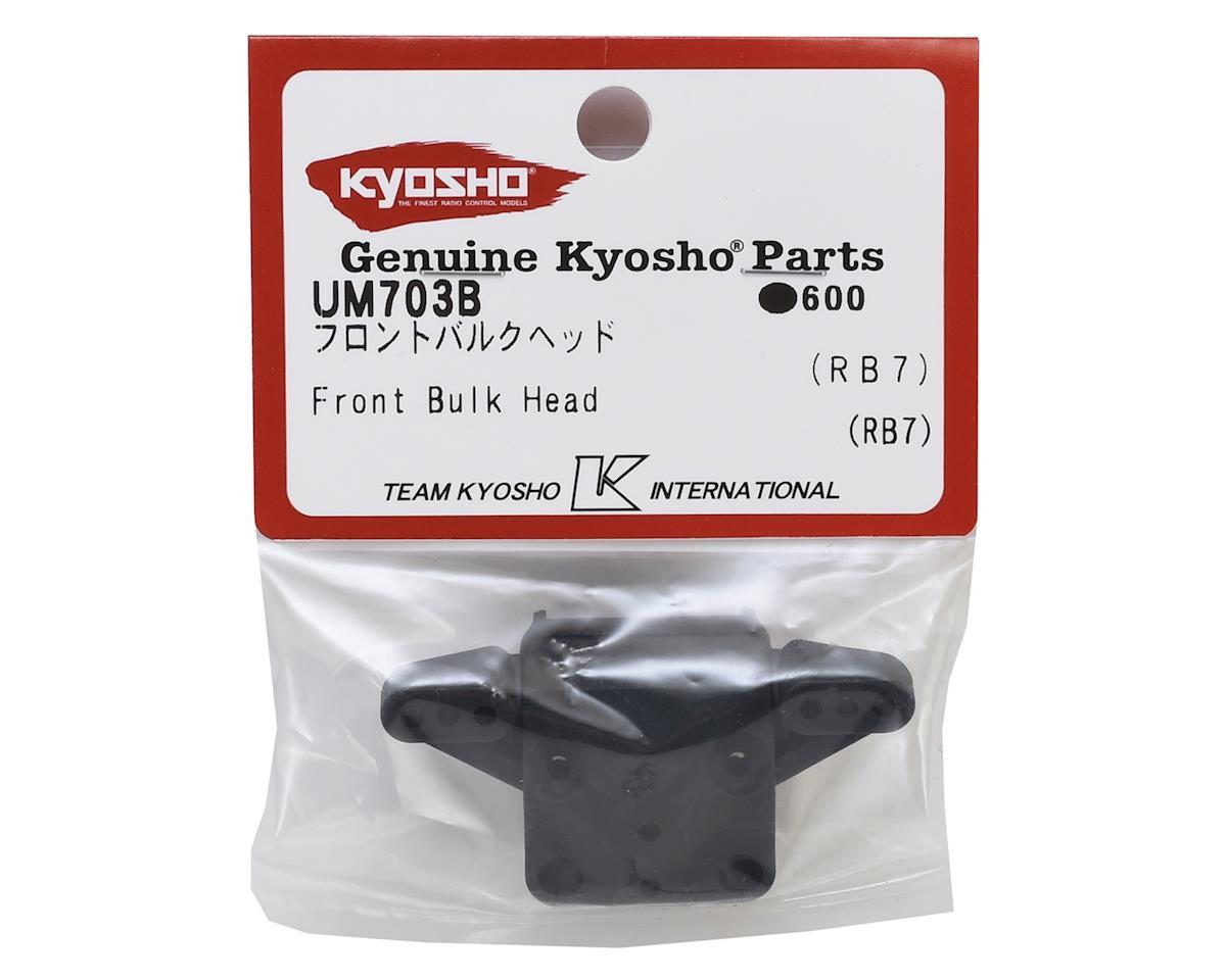 Kyosho RB7 Front Bulk Head