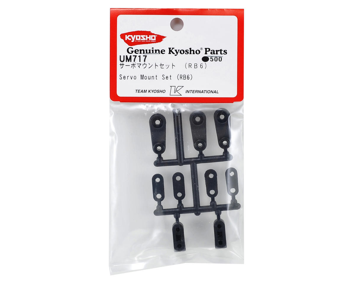 Kyosho Servo Mount Set