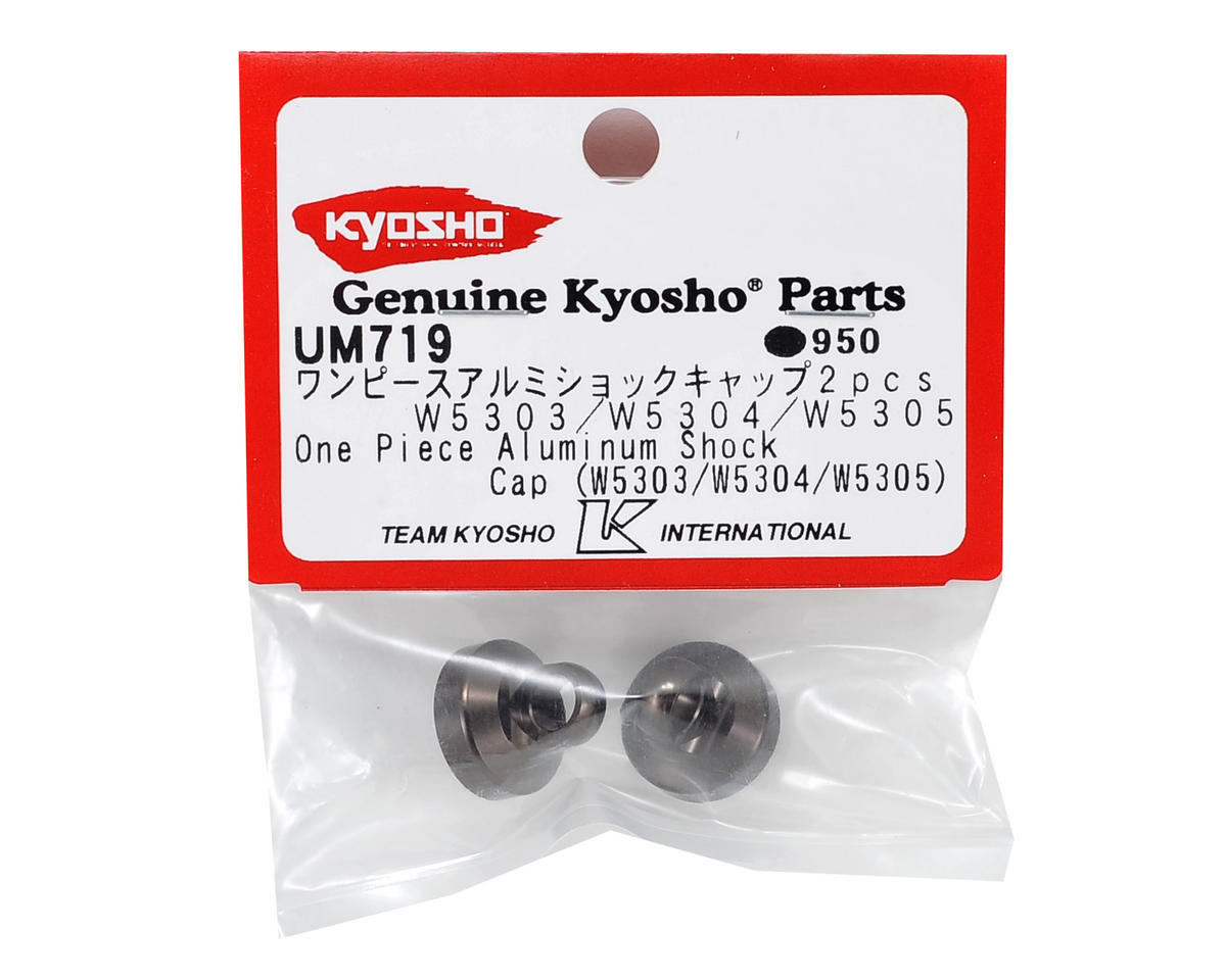 Kyosho Aluminum One Piece Shock Cap (2)