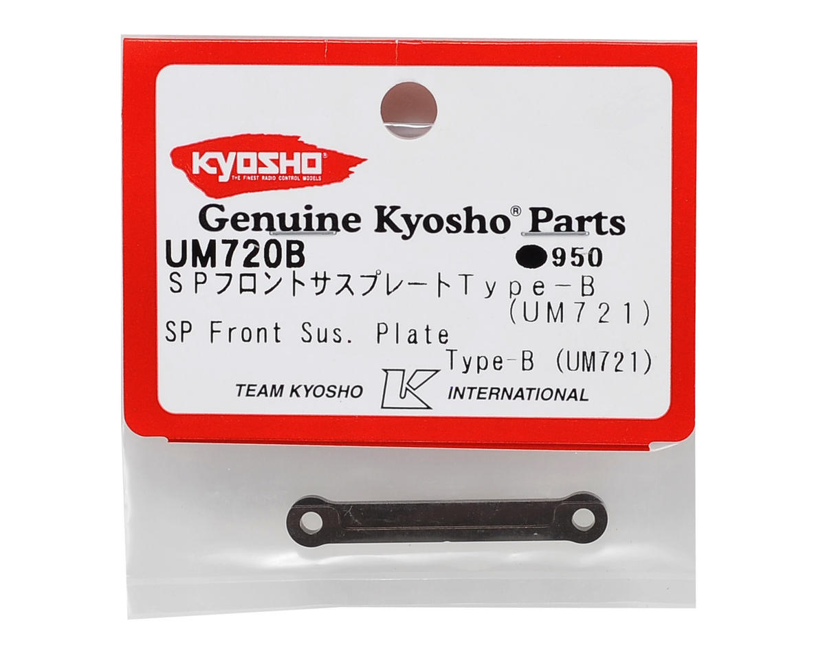 Kyosho High Strength SP Front Suspension Plate (Type-B)
