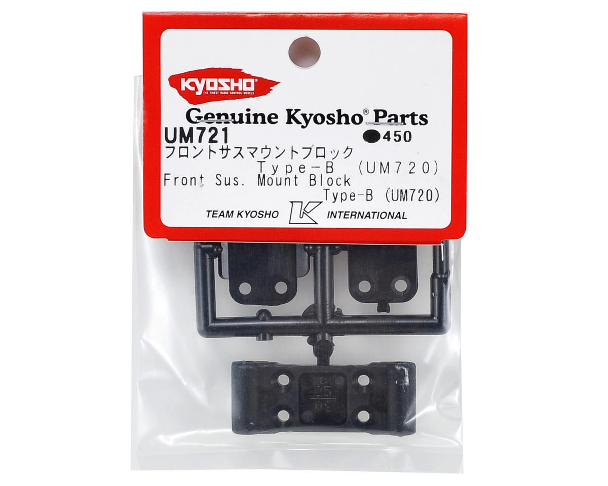 Kyosho Front Suspension Mount Block (Type-B)