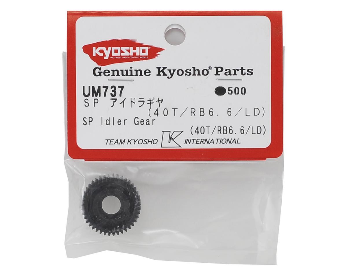 Kyosho RB6.6 Laydown SP Idler Gear (40T)