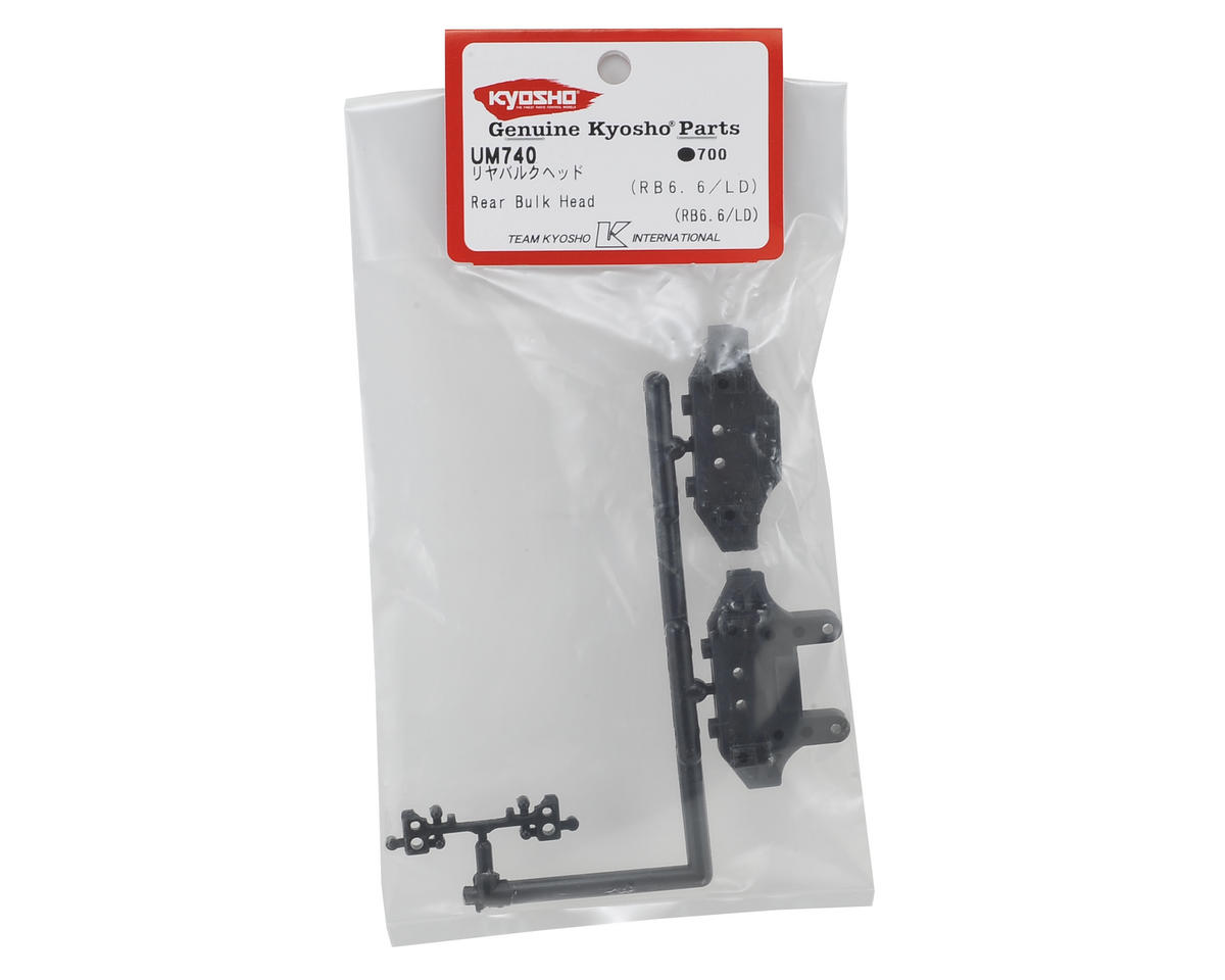 Kyosho RB6.6 Rear Bulk Head