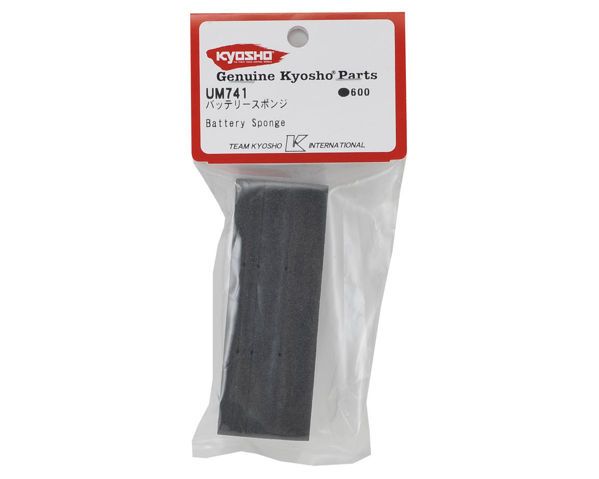 RB6.6 Battery Sponge by Kyosho