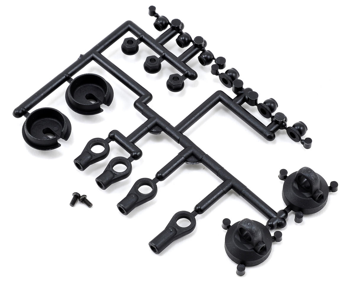 Plastic Shock Parts Set by Kyosho