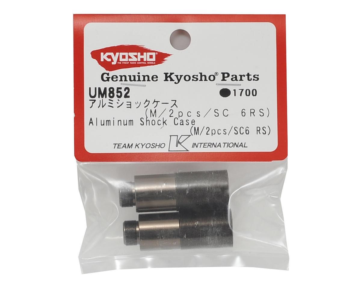 Kyosho Aluminum Front SC6 ReadySet Shock Body (2)