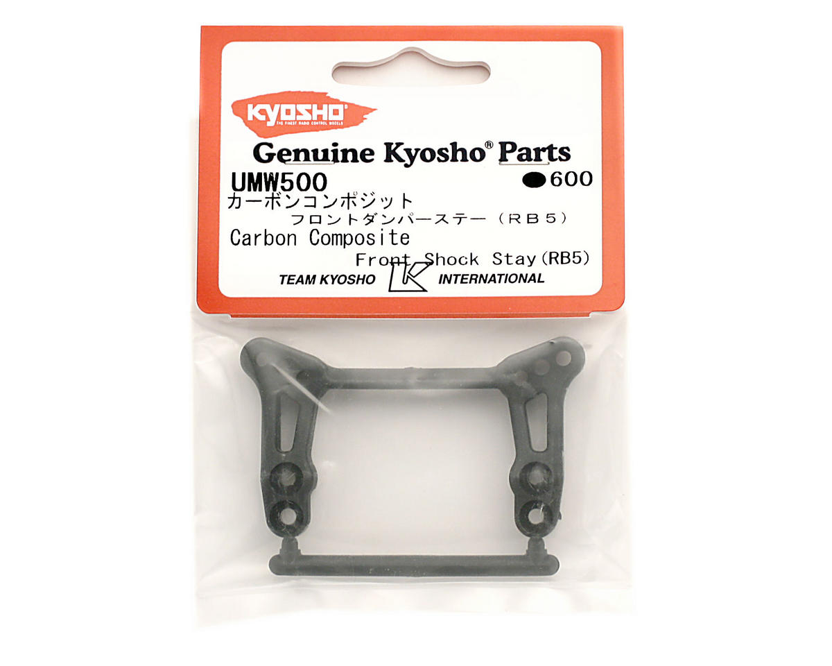 Kyosho Carbon Composite Front Shock Stay (RB5)