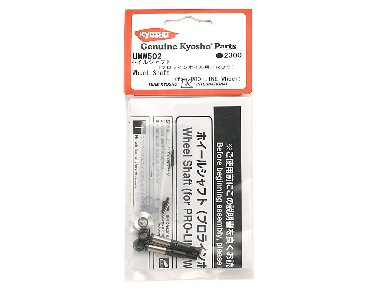 Kyosho Wheel Shaft (For Pro-Line Wheel)