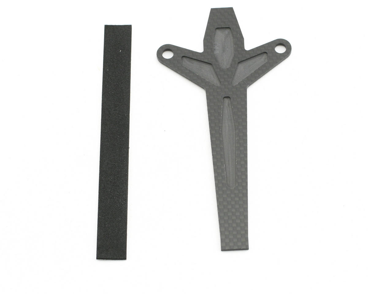 Carbon Battery Holder (RB5) by Kyosho