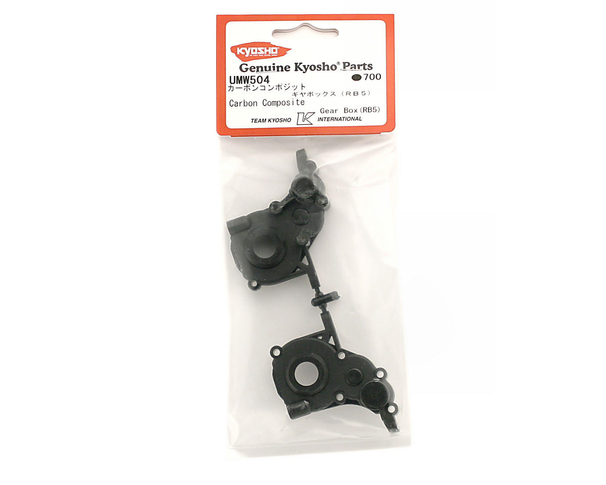 Kyosho Carbon Composite Gear Box (RB5)