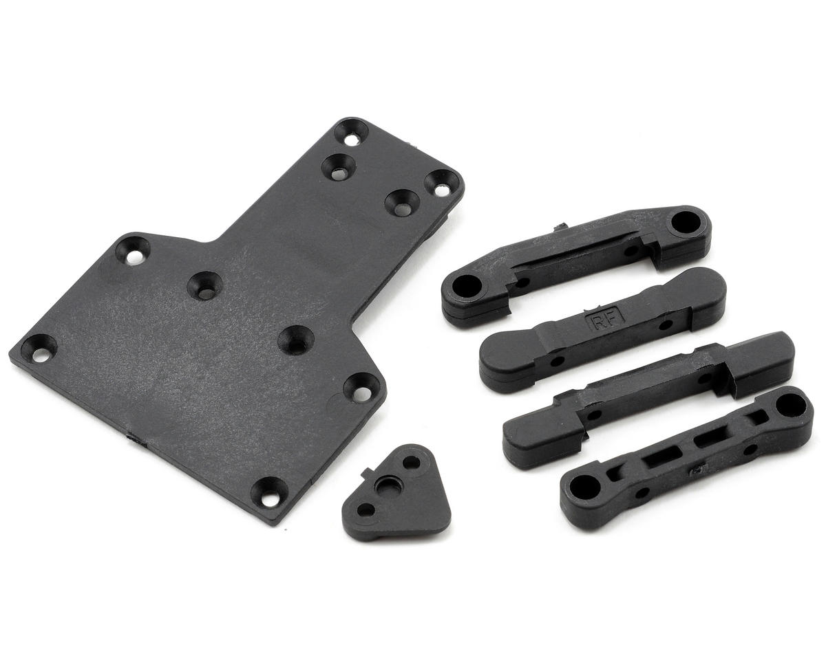 Kyosho Carbon Composite Rear Chassis Plate (RB5)