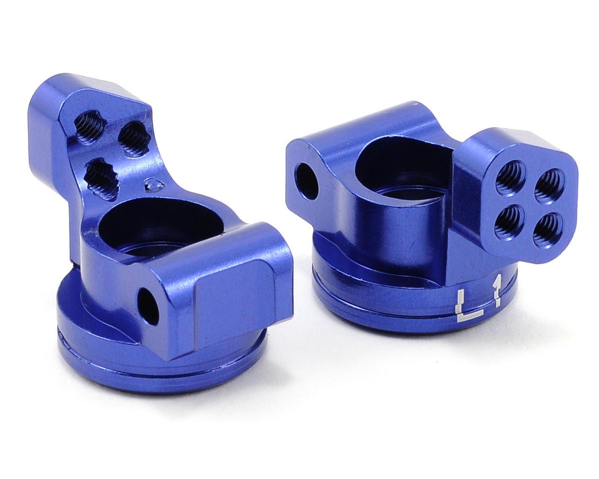 Kyosho 1° Aluminum Rear Hub Carrier Set w/Bearings