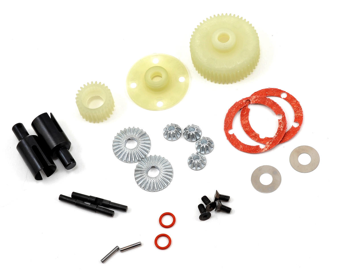 Complete Gear Differential Set by Kyosho Ultima RB6.6