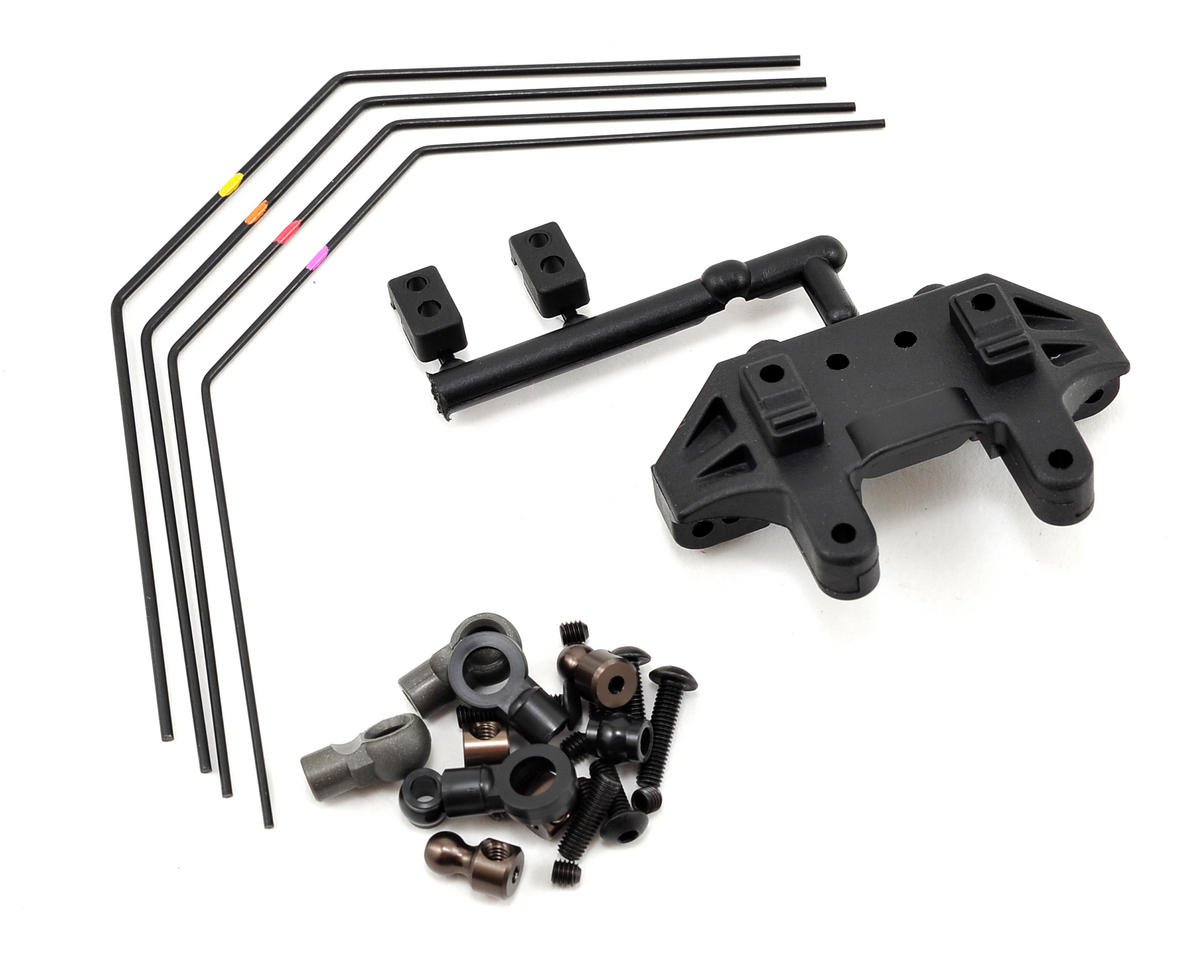 Kyosho Ultima RB6.6 Rear Stabilizer Set (Mid Motor)