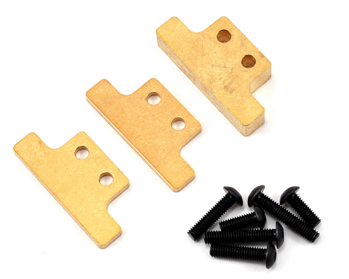 Kyosho RB6 Rear Bulk Weight Set (Mid Motor)