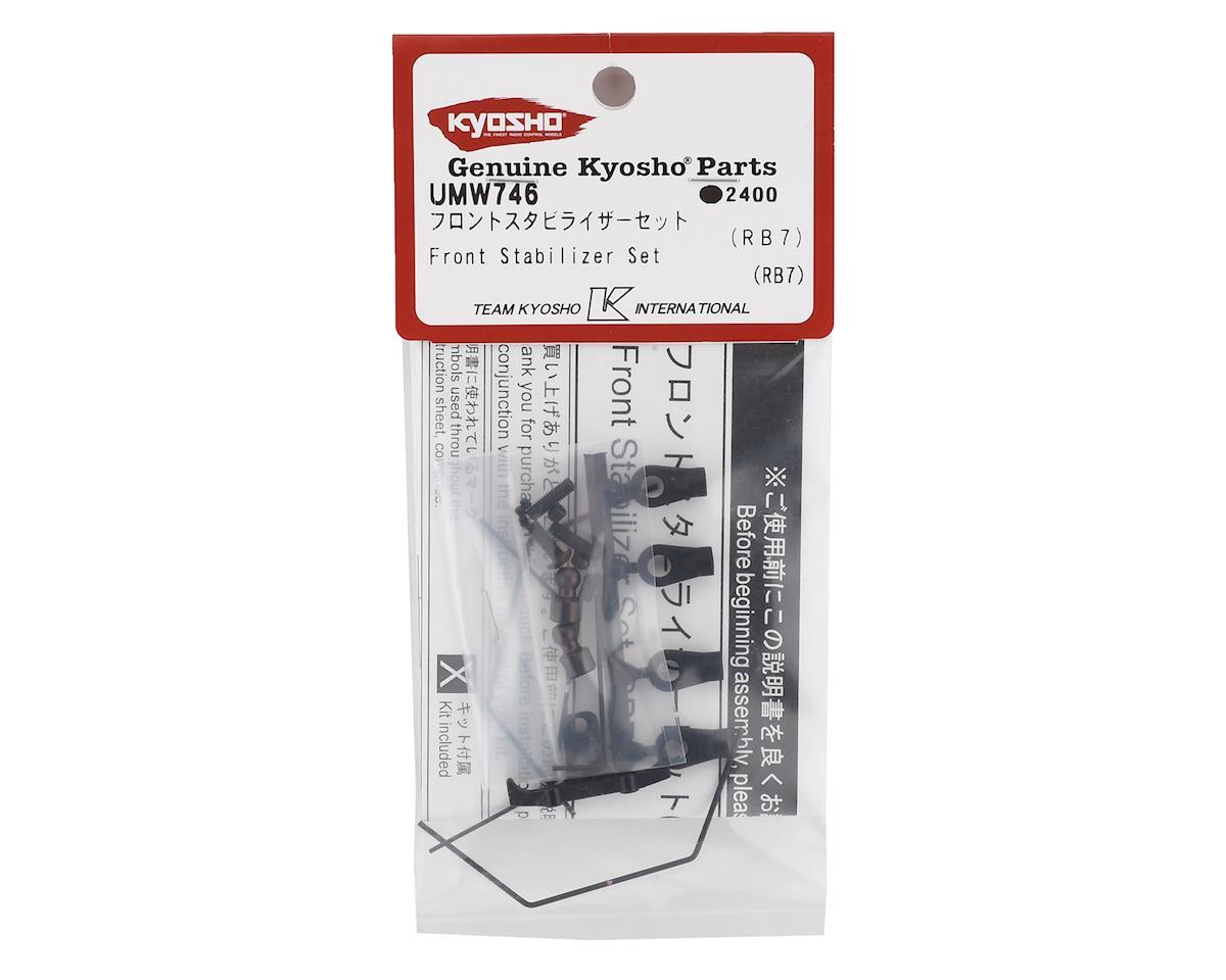 Kyosho RB7 Front Stabilizer Set
