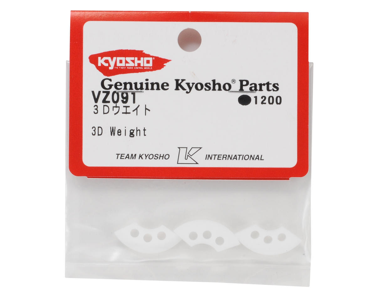 Kyosho 3D Weight