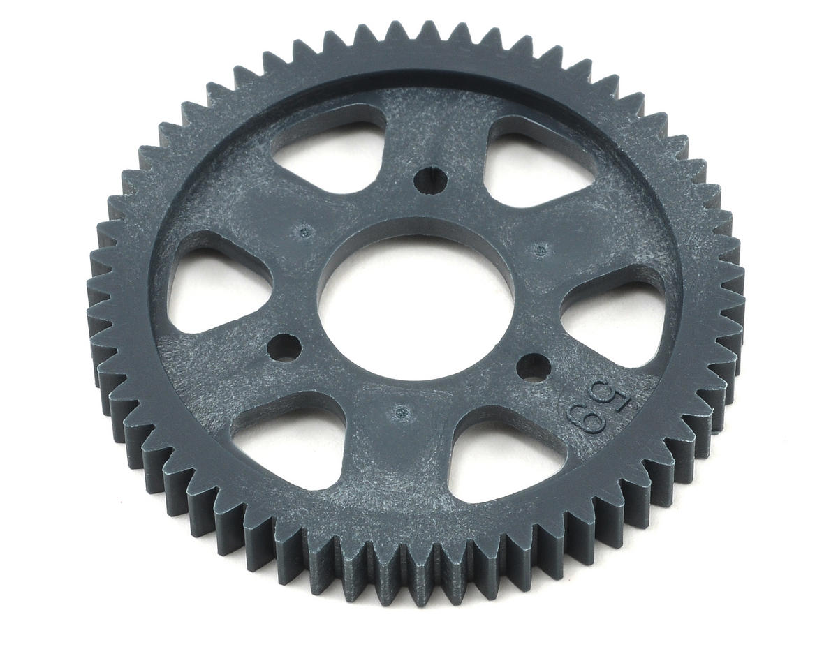 0.8M 1st Spur Gear (59T) by Kyosho