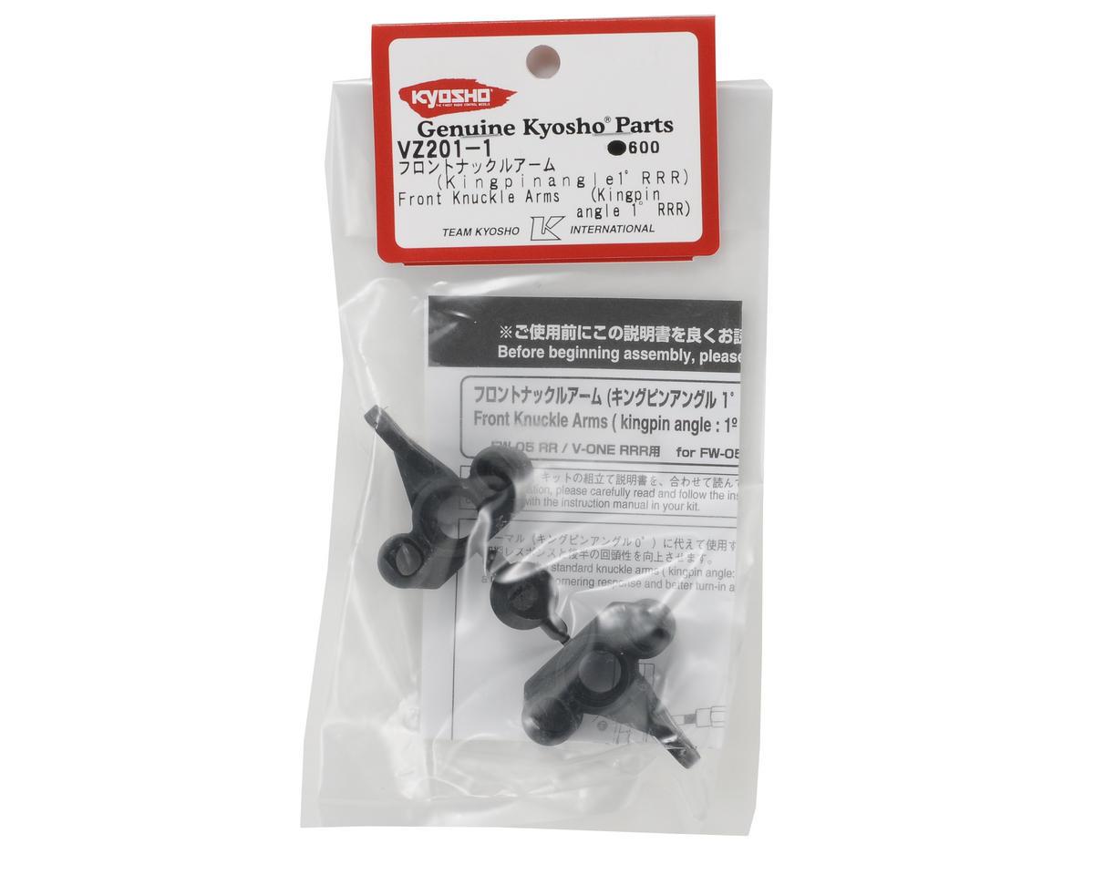 Kyosho 1° Front Knuckle Arm Set