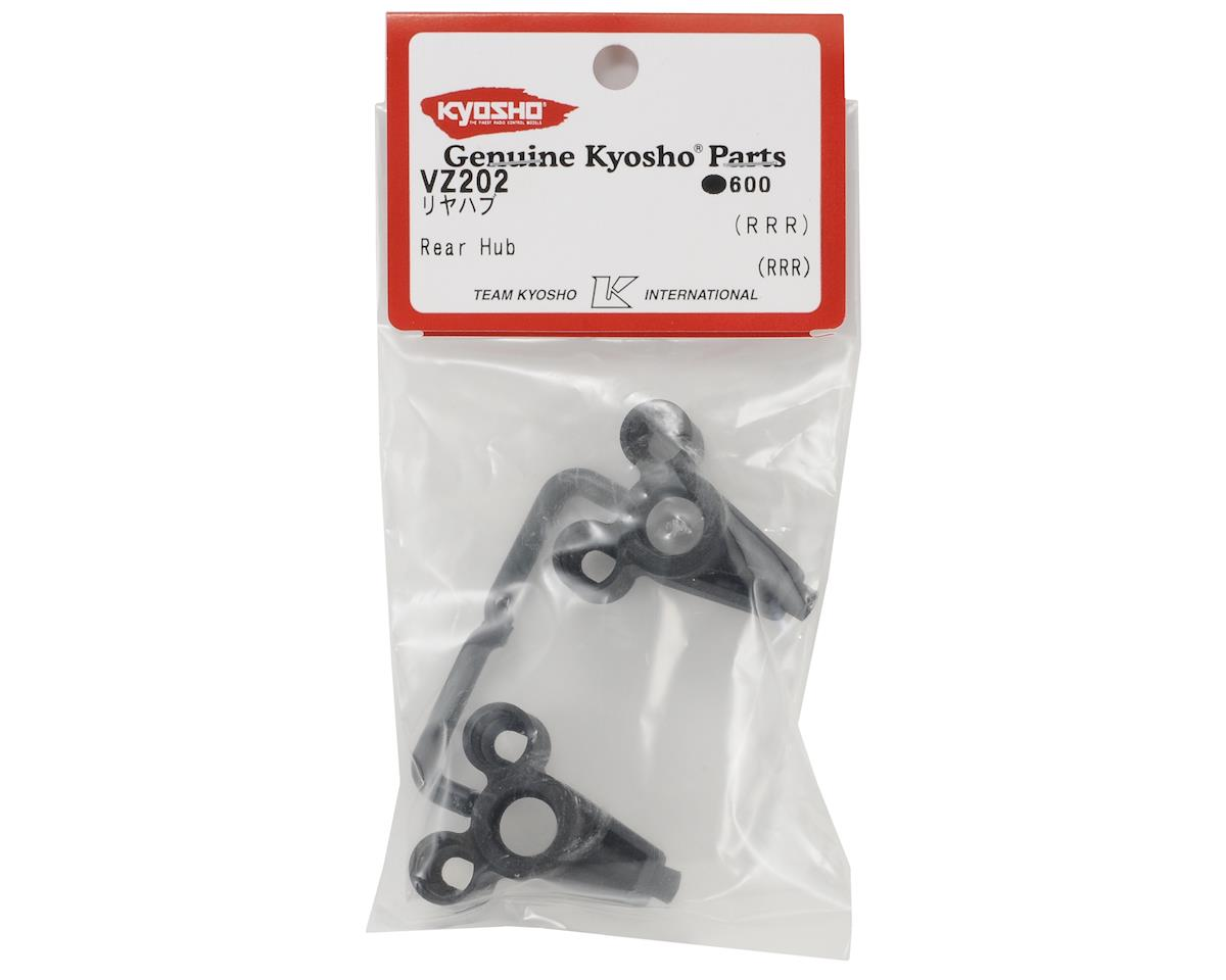Rear Hub Set by Kyosho
