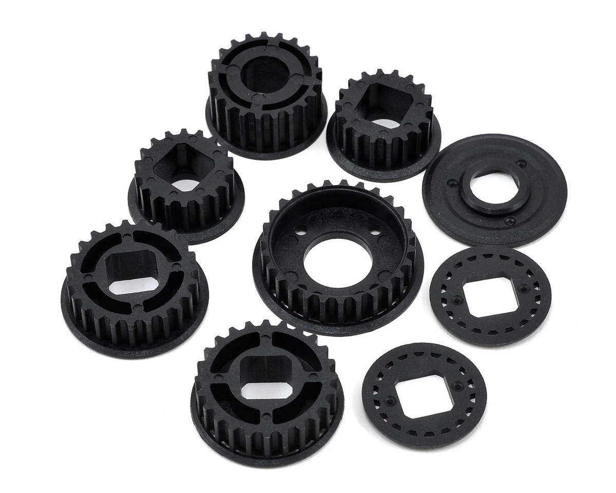 Kyosho V-One R4 Differential Pulley Set