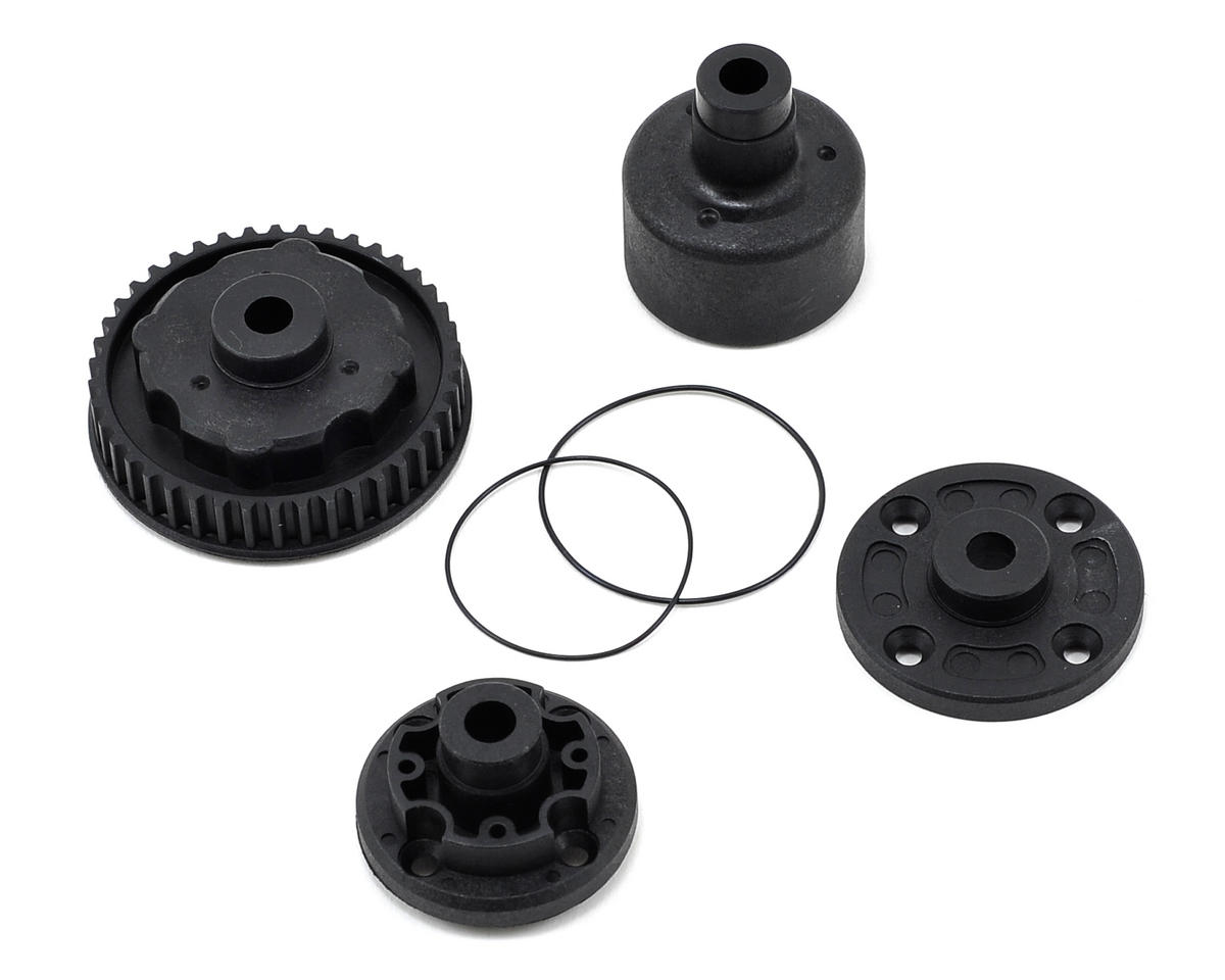 Kyosho V-One R4 Differential Case Set