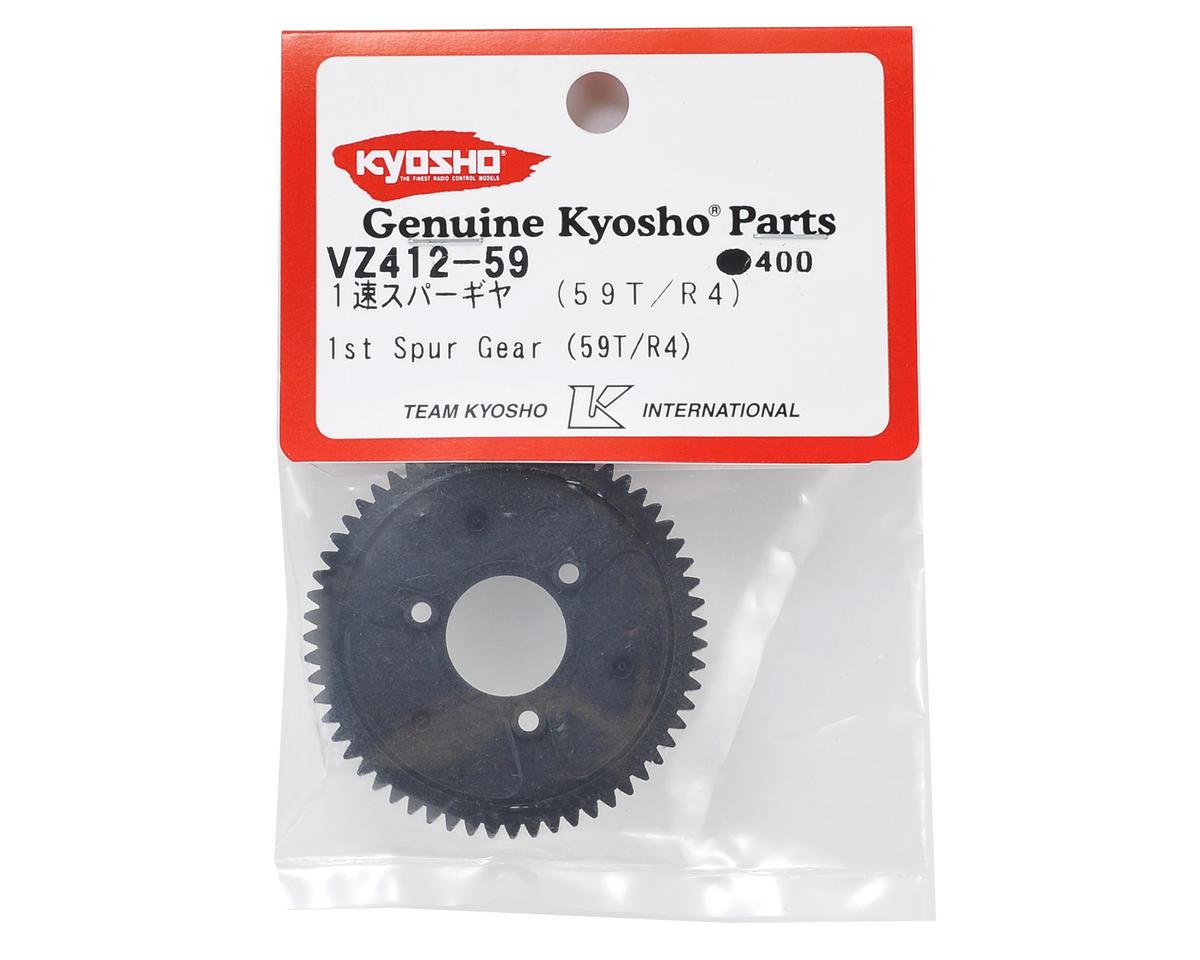 Kyosho 1st Gear (59T)