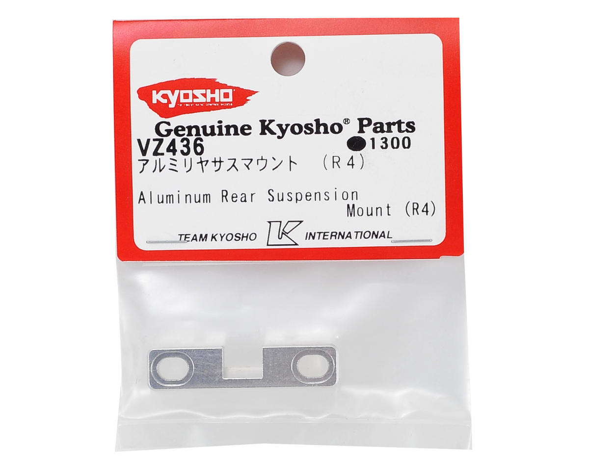 Kyosho Rear-Front Aluminum Suspension Mount