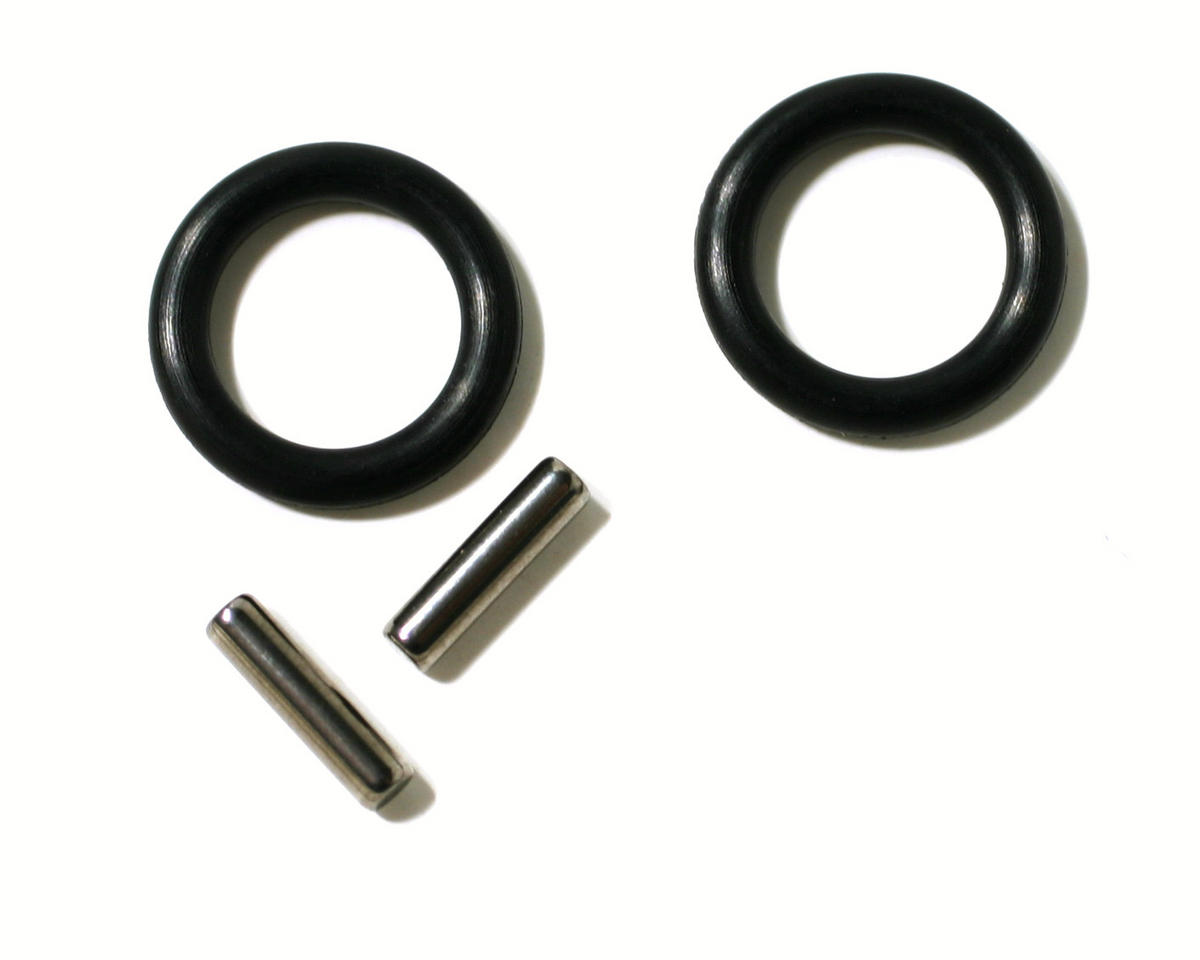Kyosho O-Ring Shaft Set (2) (ZX-5)