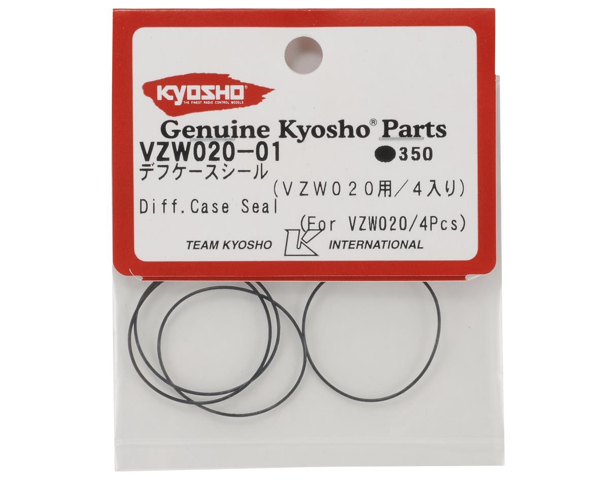 Kyosho Differential Case Seal (4)