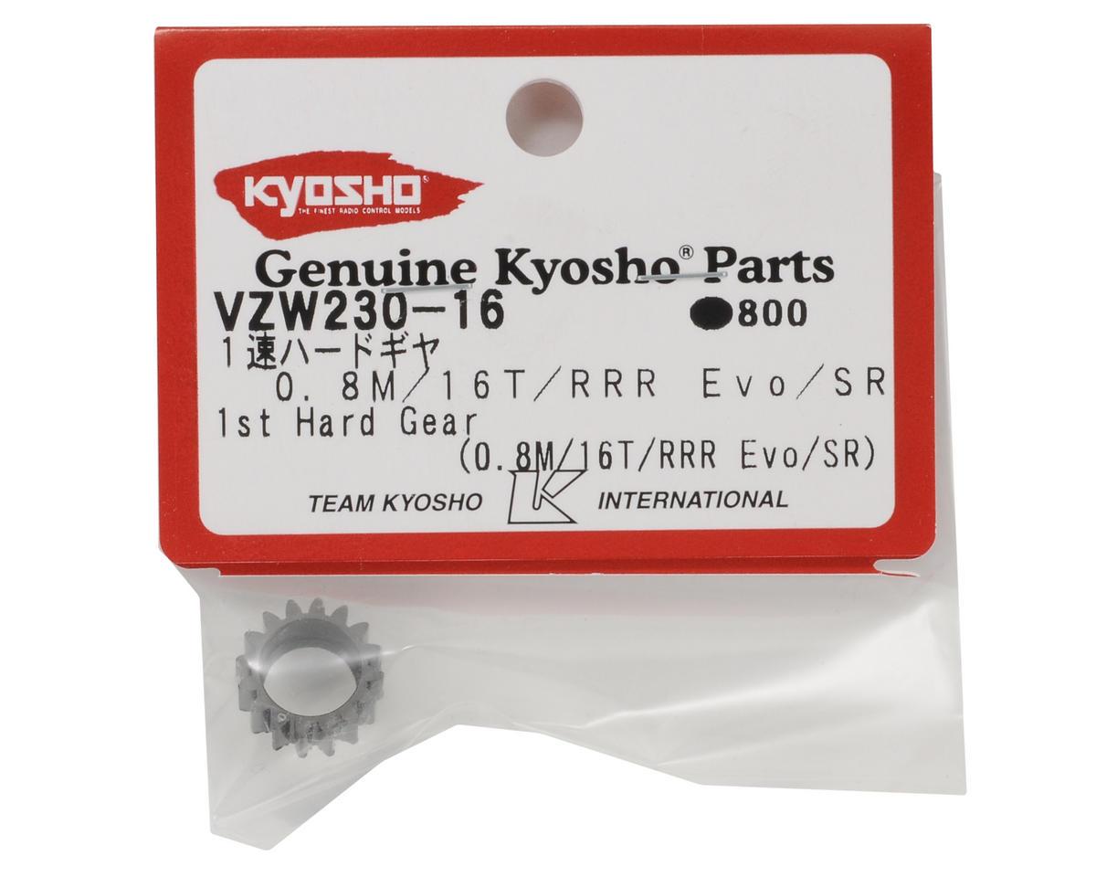 Kyosho 1st Hard Gear (0.8M/16T)
