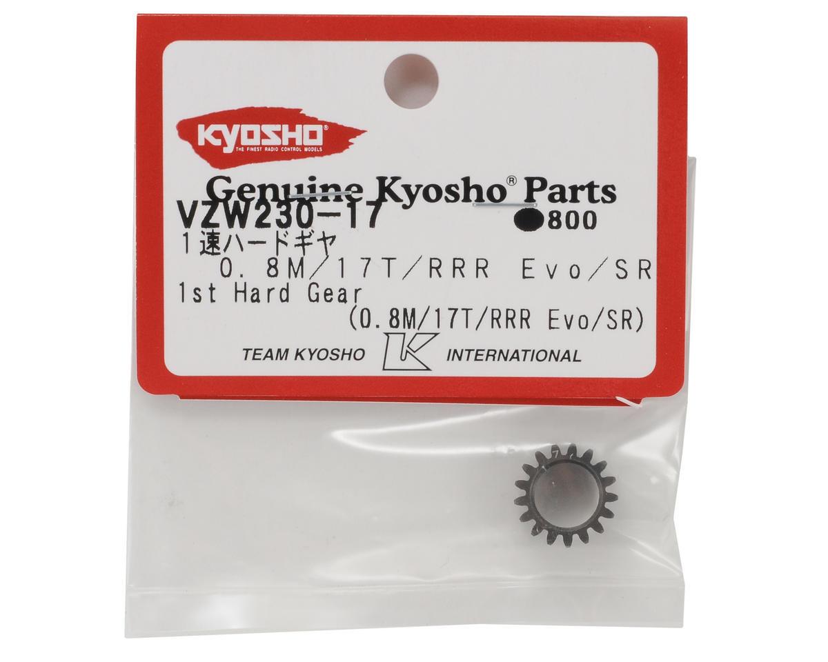 Kyosho 1st Hard Gear (0.8M/17T)