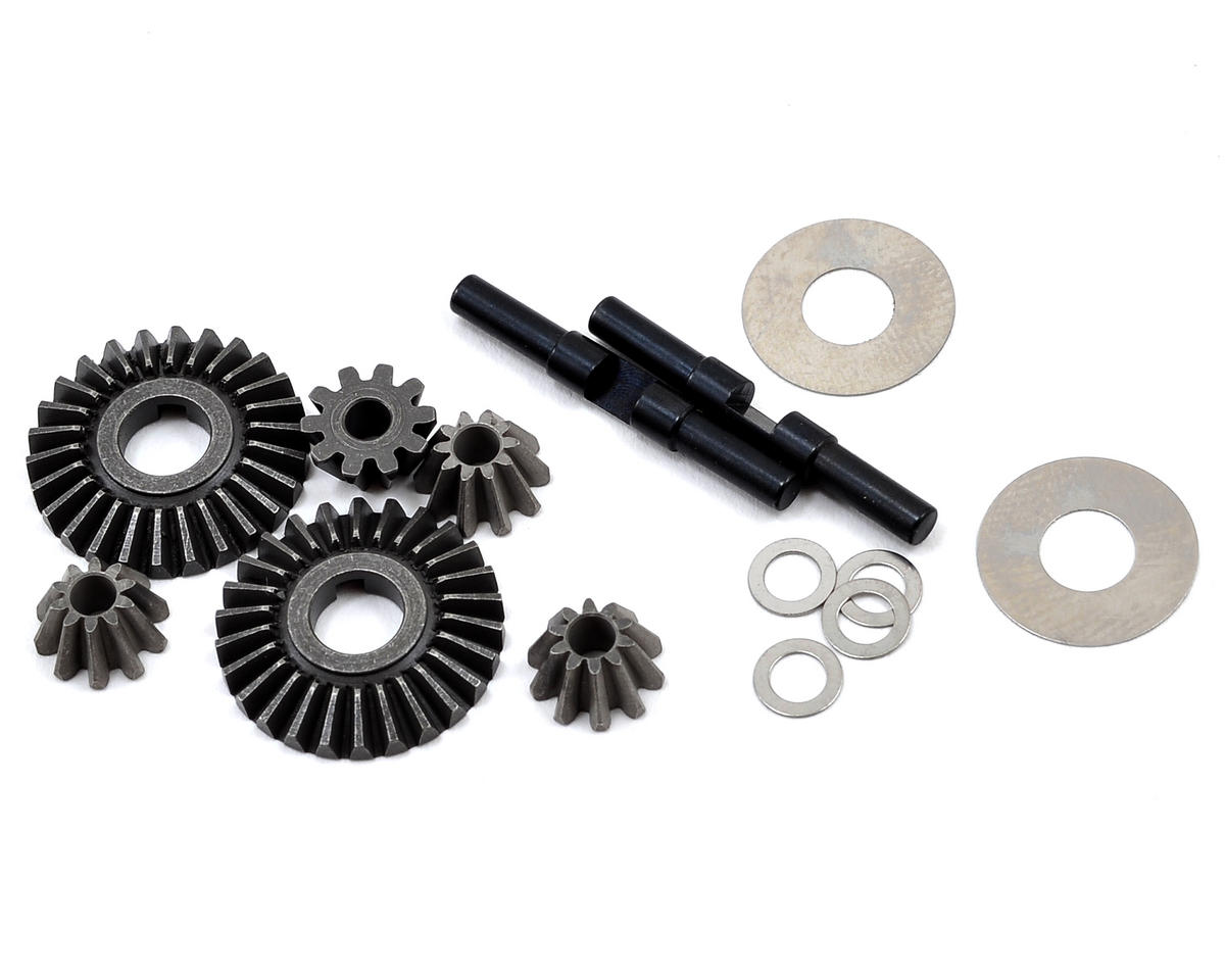 Steel Differential Bevel Gear Set by Kyosho