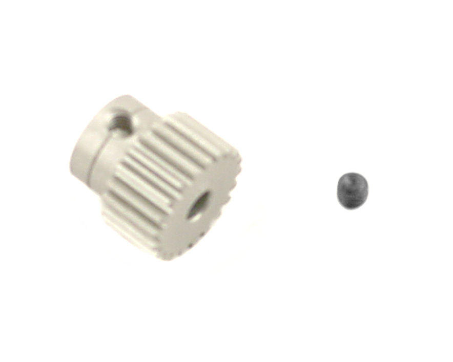 48P Hardened Aluminum Pinion Gear (21T) by Kyosho