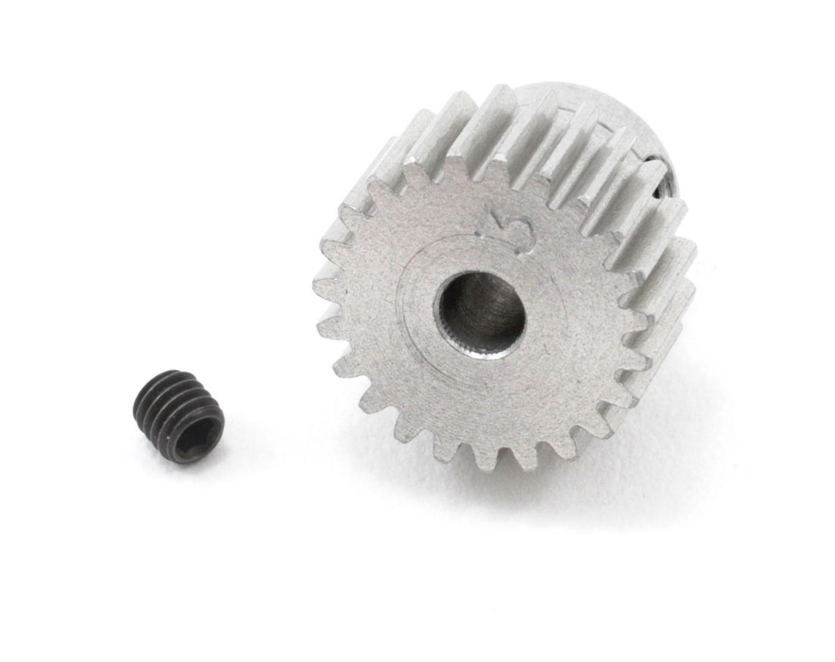 48P Hardened Aluminum Pinion Gear (23T) by Kyosho
