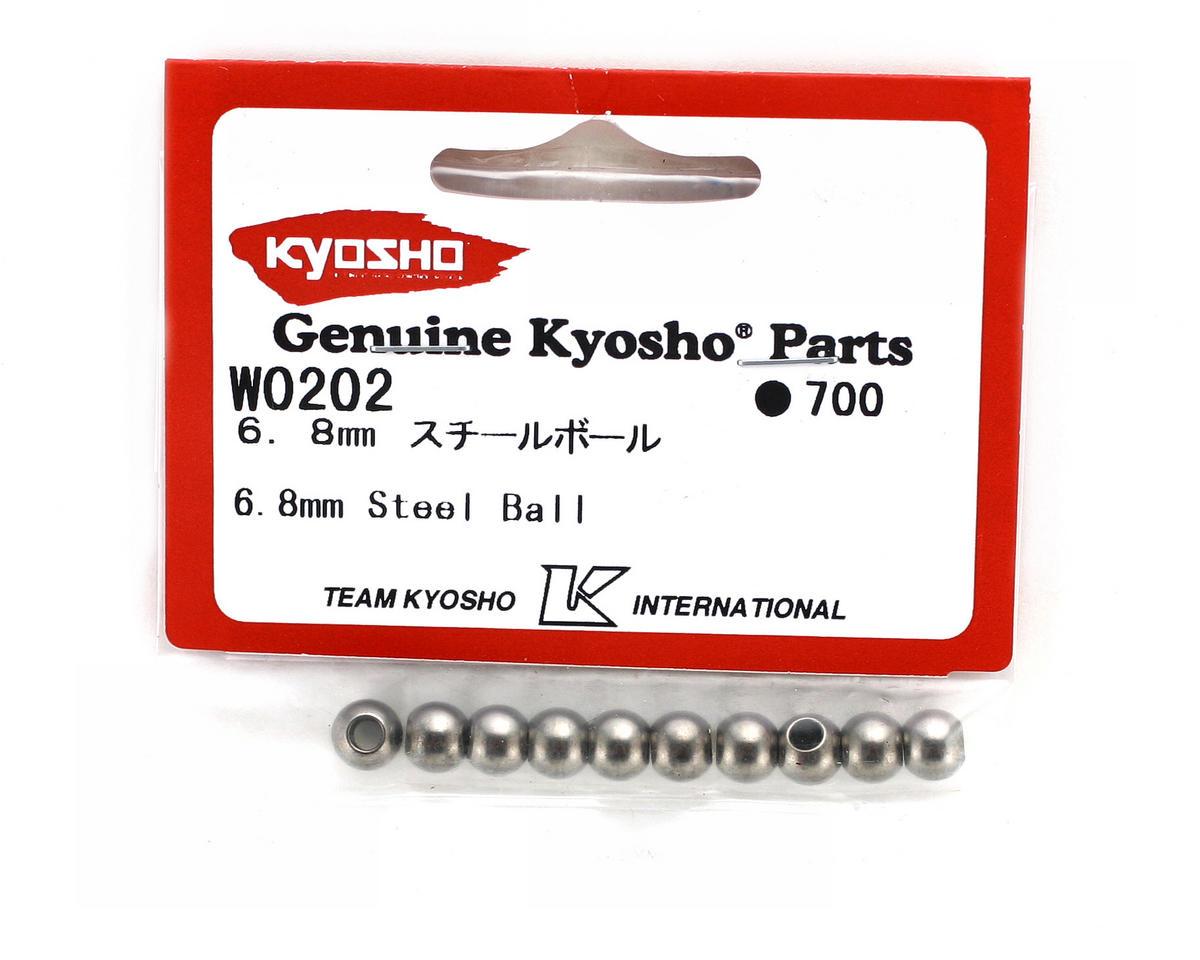 Kyosho 6.8mm Steel Balls (10)