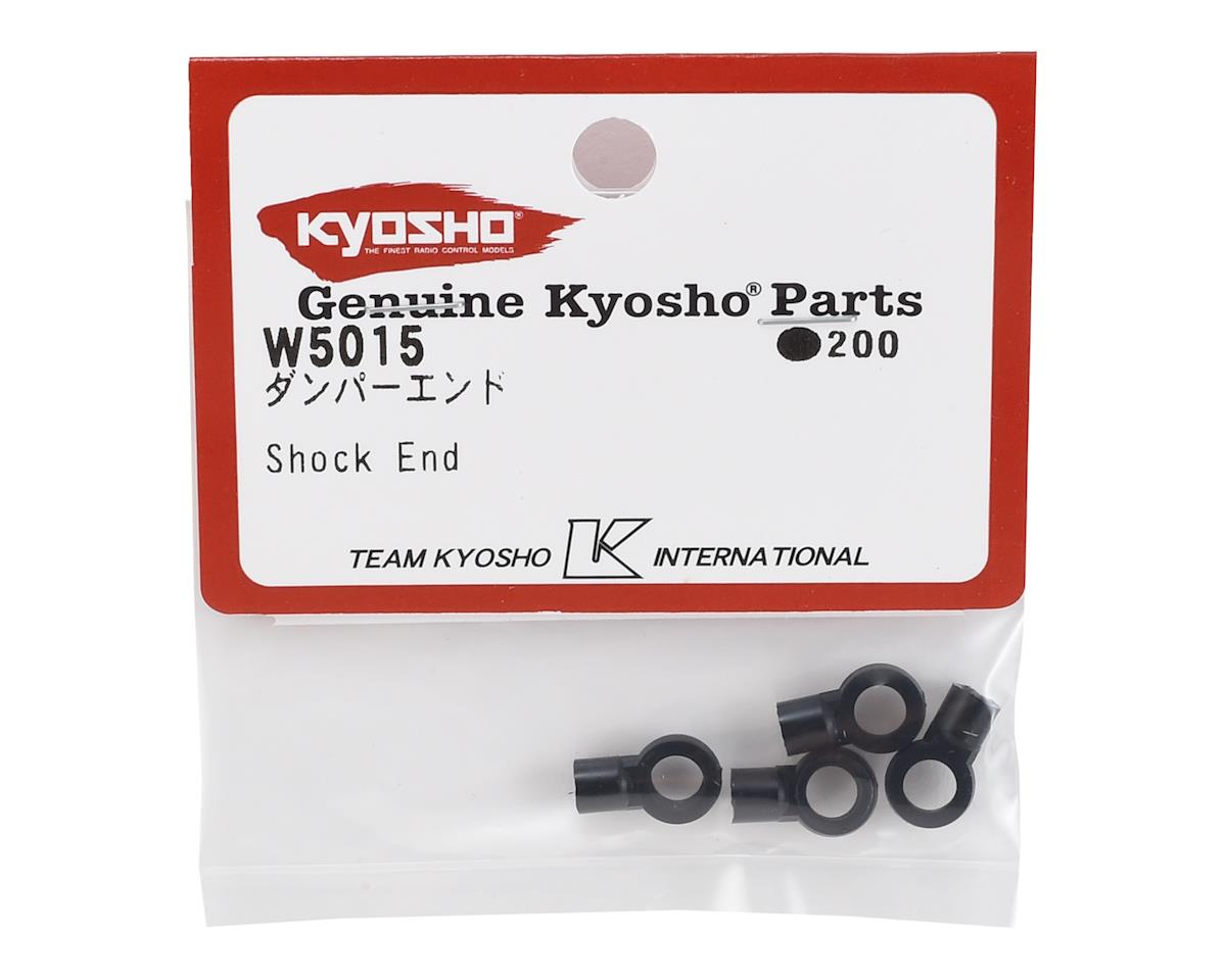 Kyosho Short Big Bore Shock End Set (4)