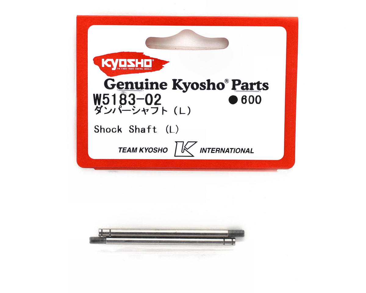 Kyosho Rear Shock Shafts (ZX-5) (2)