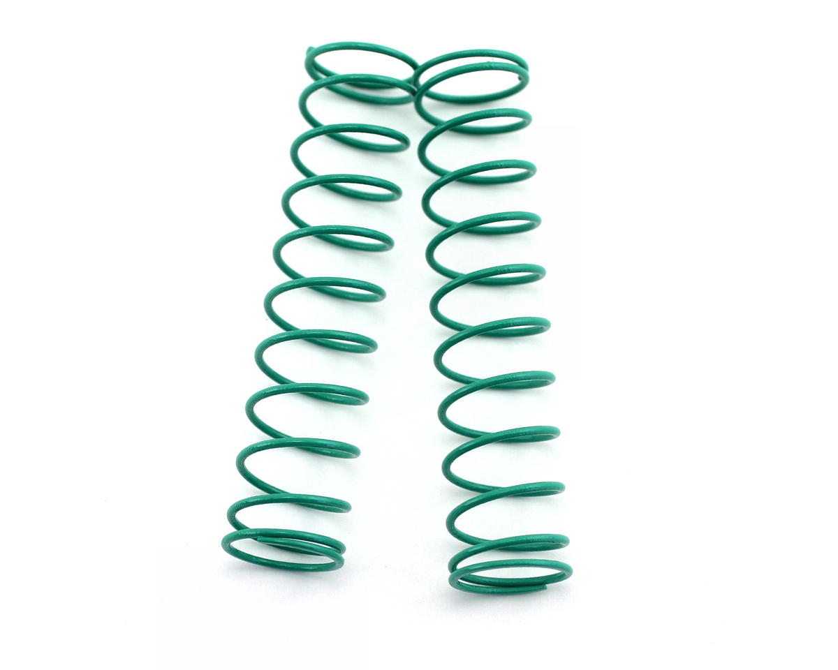 Kyosho Rear Shock Spring, Long (Dark Green - #80) (ZX-5) (2)
